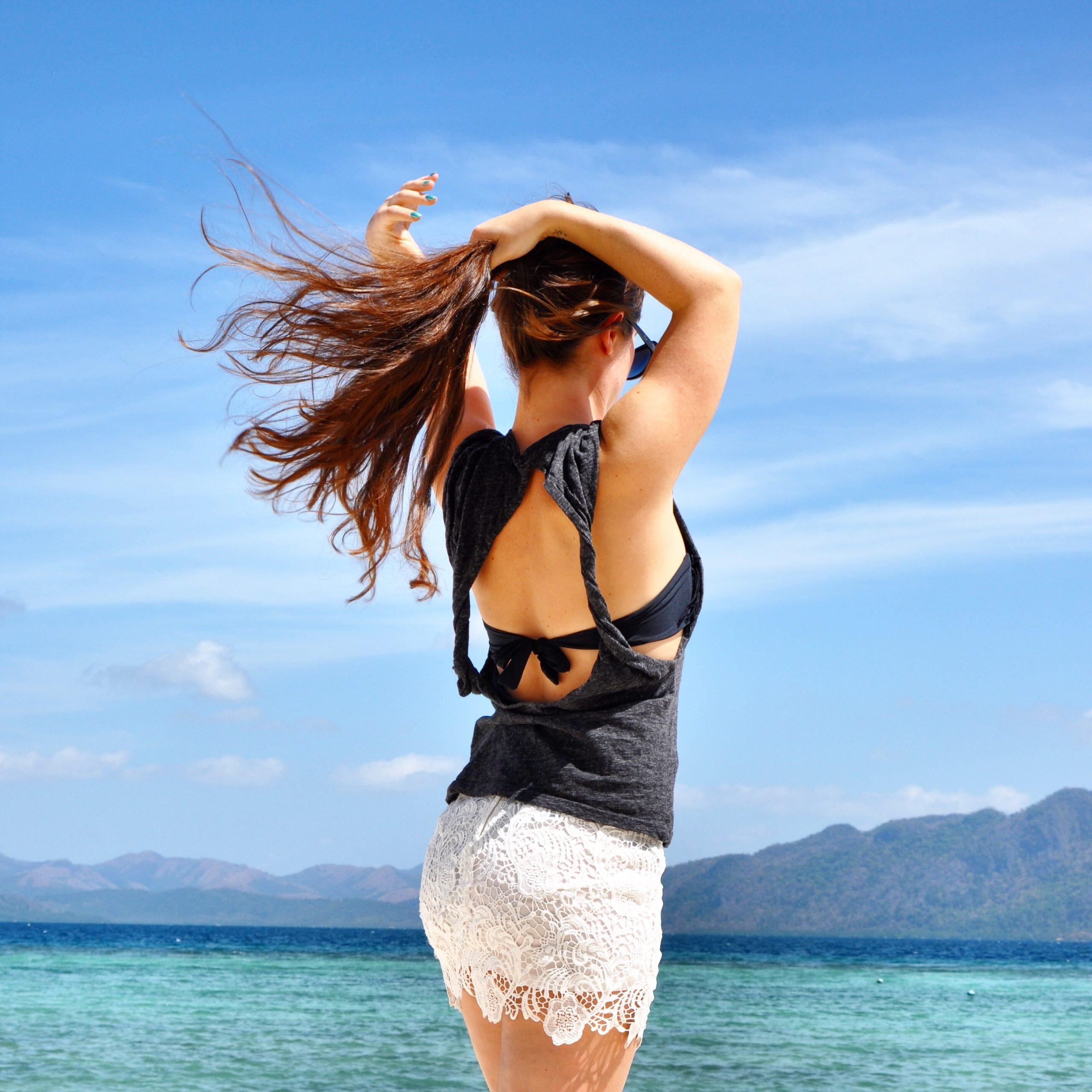 Nyár, tenger, csodás haj
